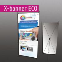 X-banner ECO