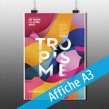 Affiche A3 (30 x 40 cm)