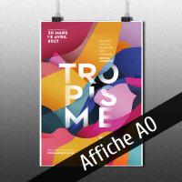 Affiche A0 (80 x 120 cm)