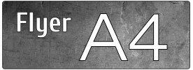 A4 ( 21 x 29,7 cm )