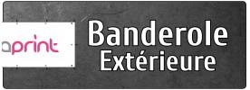 Banderole Extérieure